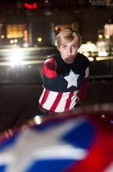 Marvel: Star Spangled by WonderBoyCosplay