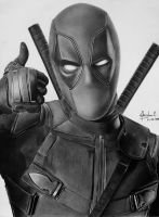 Deadpool by doguinha