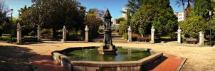 Fuente Wallace Ferrol, Spain by carrodeguas