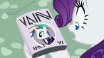 Rarity Great Pictures In Magazim 1 by Wakko2010