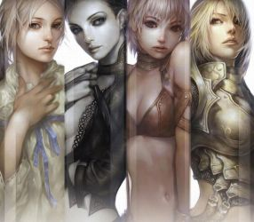 Zera: Imperan Intrigue Babes by CrescentWing