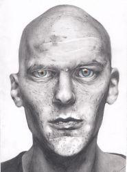 Jesse Eisenberg as Lex Luthor by TheHaoWang