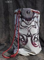 Canvas Quiver by Kathleen Bachay Jenson n SoarMKE by Phantomoshop