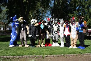 Suitwalk Loerrach  Germany  on May 18 2013 by jashis