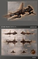 DEMORA Logistics ship by emilus