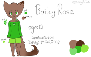 Bailey Ref Sheet Update {Has Bailey ANY titty?} by BaileyPaint