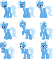Trixie Vectors Set 22 by Jeatz-Axl