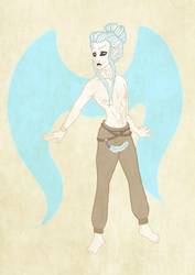 Asmodeus by PercyTheOwl