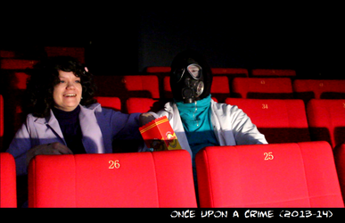 At the Pictures (Once Upon A Crime) by StudioKorppikela
