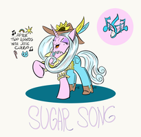 SugarSong by LytletheLemur