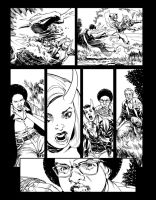 Doctor Who #5 by StazJohnson