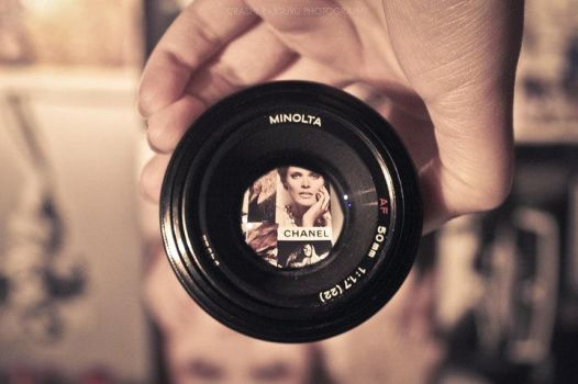 through the lens. by CitrusEcstasy---x