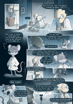 Timetale - Chapter 02 - Part II - Page 15 by AllesiaTheHedge