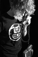 stop telephone me! by AndyFromHell