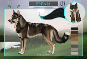 Freaja :: Hunter :: Female by katprada19
