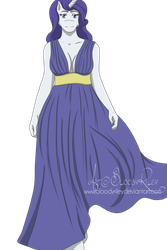 Equestrian Heroes Scene  Rarity's Lovely Dress by TheRealKyuubi16