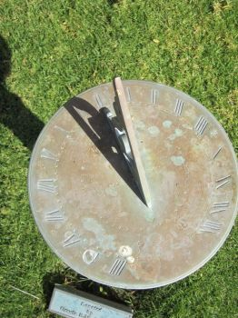 Sundial stock 4 by chamberstock