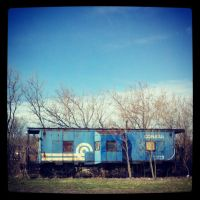 Train Car by MauserGirl