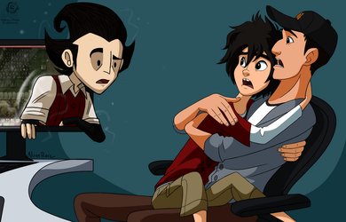 BH6: Science Has Gone Horribly Wrong (Contest) by Aileen-Rose
