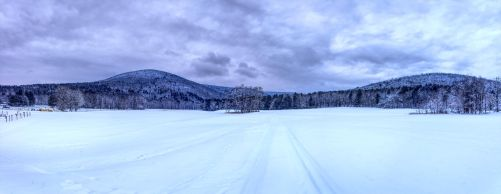 Winter Panorama by FOTOSHOPIC