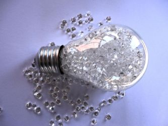 Diamonds Idea Scattered by Caen-N