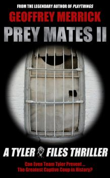 Prey Mates II Cover by geoffmerrick