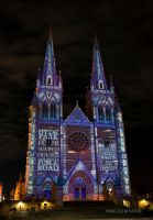 St Marys Cathedral 3 by FireflyPhotosAust