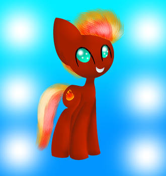 Red Aura by MlpAnnaProductions2002 by LDinos