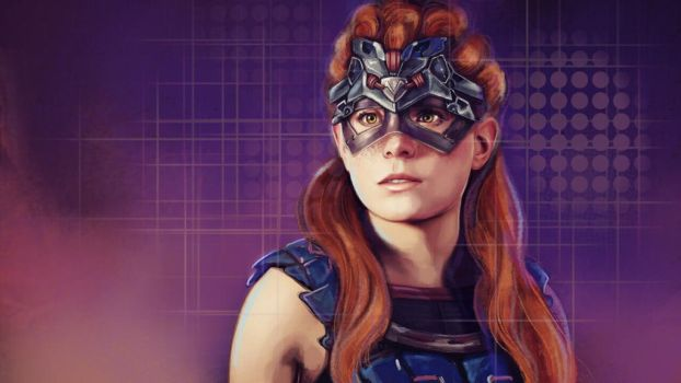 Aloy by MaggieRoseStudio