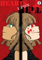 [OLD 2013] Hearts Upon Hell Manga Cover 1 by TheFacoBattle