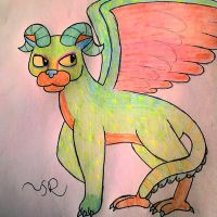 Pepita by JudgeChaos