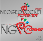NGPC Forever ---Logo--- [Paradise and Faries] by kevboard