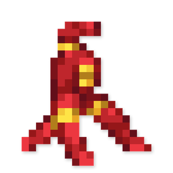 Day #25 - Ironman by JINNdev