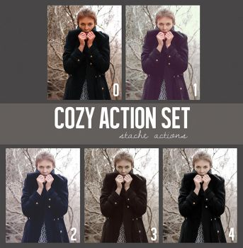 Cozy Action Set (Revamped) by StacheActions