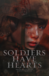 Soldiers Have Hearts / Wattpad Book Cover 42 by sahlimamat