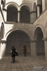 Sponza test by Offrench