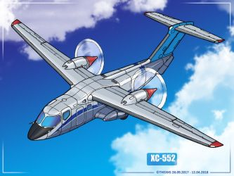 XC-552 - 1 by TheXHS