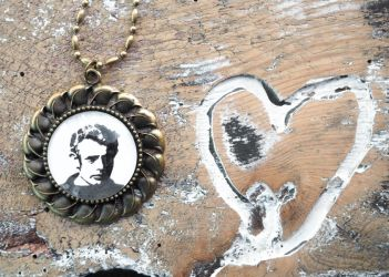 James Dean Pendant by Sanakata