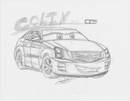 AT: Colin the CTS by Musaudi