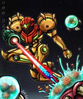Samus by cme