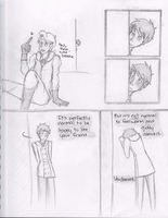 I Am NOT Gay by Cucumber-Tako-Chan