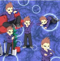 Eddsworld Tom by maroro5314