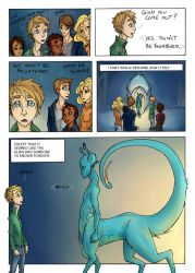 The Invasion Ch. 2, Pg. 3 by CamishCD