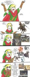 Past Hero Link is Disappoint: Part 5 by hopelessromantic721