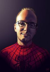 [COMMISSION] - Spidey Der.har by Rom1-123
