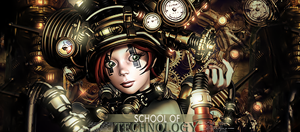 School of technology by odin-gfx