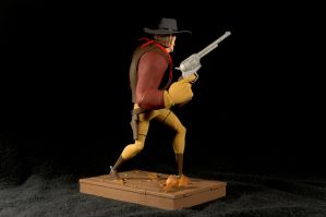 The Gunfighter-painted04 by clarkartist
