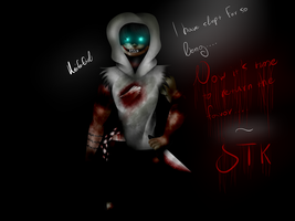 ((PC)) Jeff the killer AU by Knife-Girl