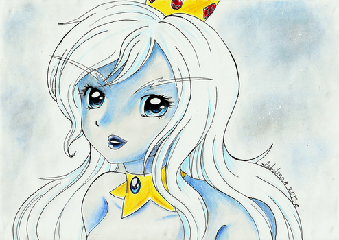 Ice Queen by Kamiflor