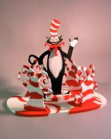 The Evil Cat in the Hat by Kongzilla2010